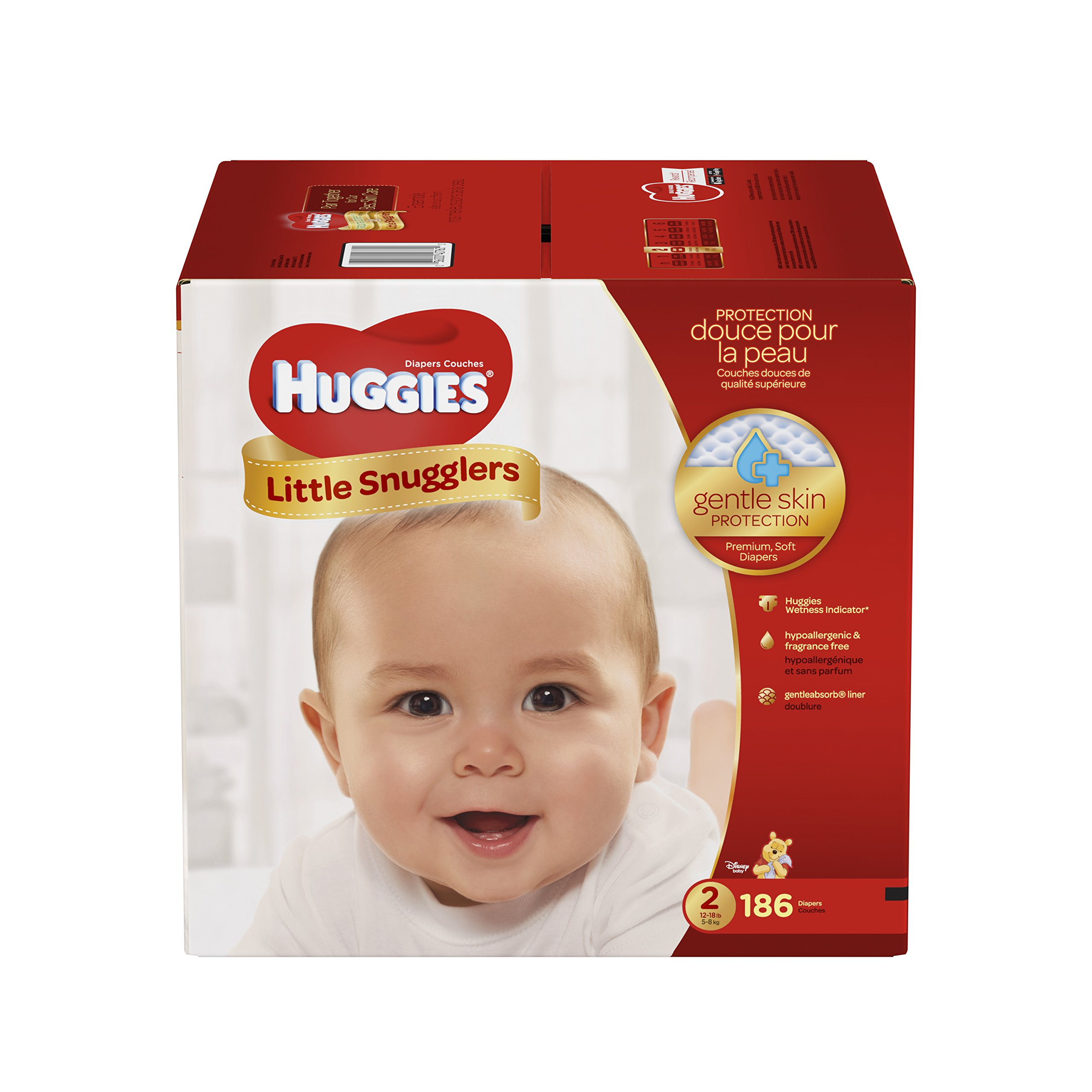Amazon Com Huggies Natural Care Baby Wipes Pack Of 3