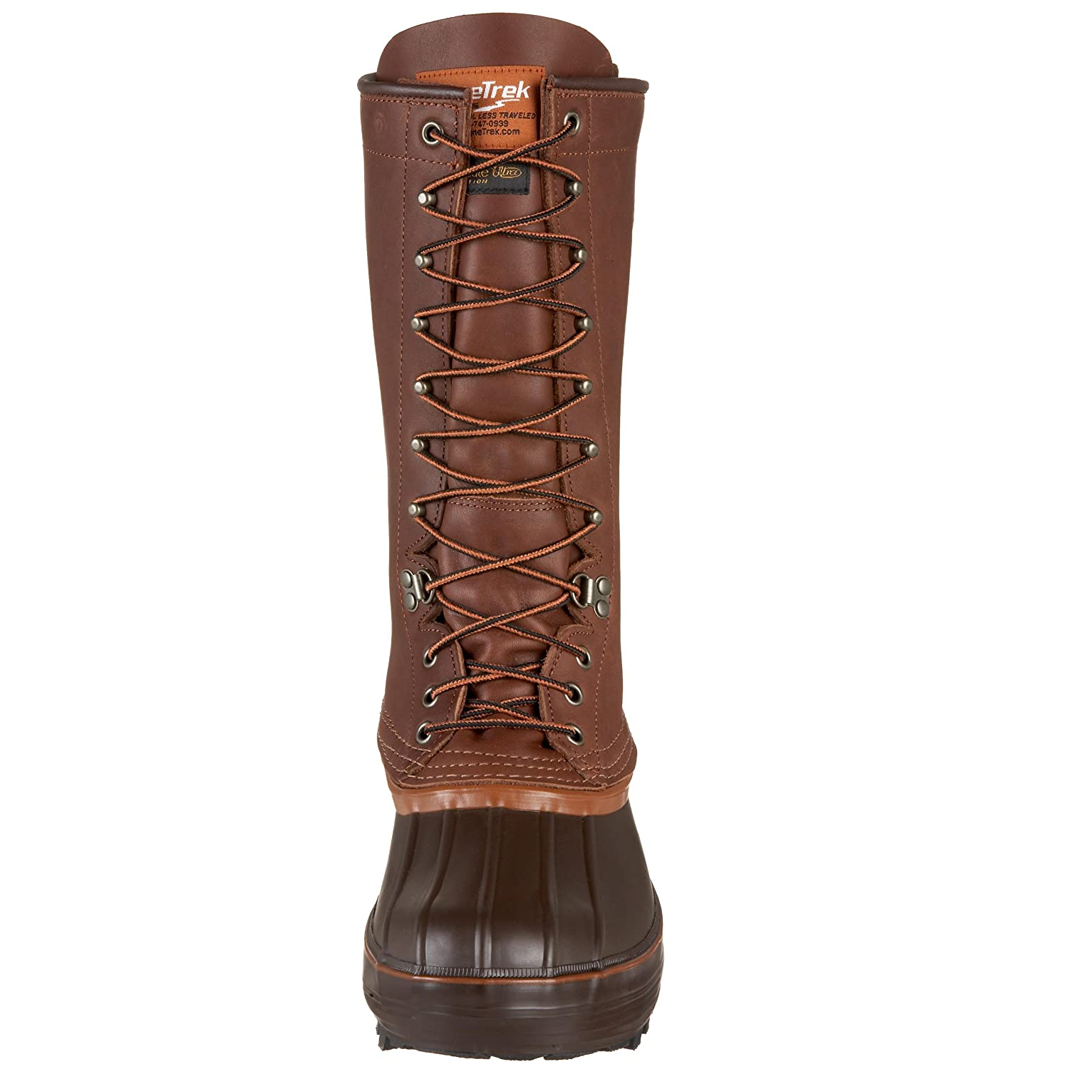 Kenetrek Unisex 13 Inch Grizzly Insulated Boot B001KQ4HVQ 6 M US|Brown