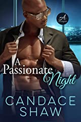 A Passionate Night (The Arringtons, 2.0 Book 1) Kindle Edition