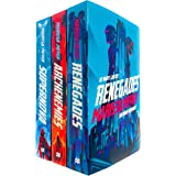 Renegades Series 3 Books Collection Set by Marissa Meyer (Renegades, Archenemies & Supernova)