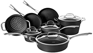 Best 4 Cuisinart Hard Anodized Cookware Reviews of 2021 4