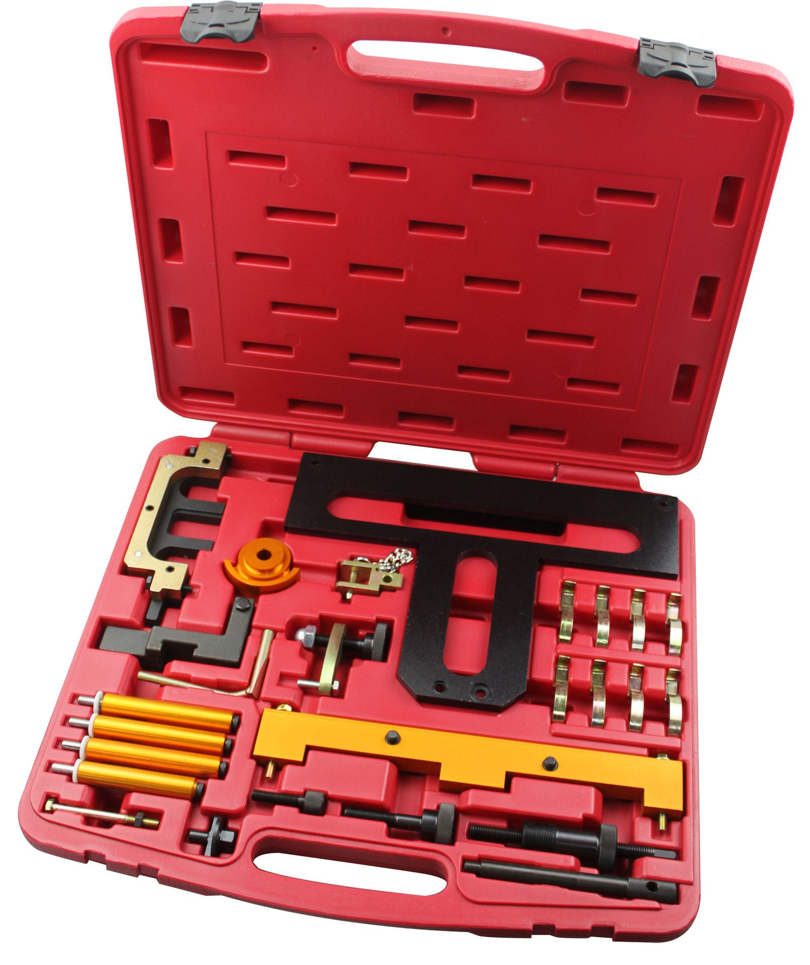 TT-9011 MASTER ENGINE TIMING TOOL SET FOR BMW - N42 N46 N46T E81 E87 E46 E60 E90