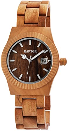 Armband Sandelholz Raptor Raptor Armband Damenuhr Sandelholz Damenuhr Sandelholz Damenuhr Armband Raptor BraunUhren BraunUhren sxCthQrd