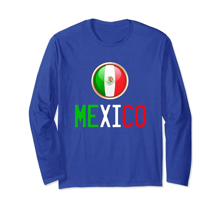 Camiseta de Mexico Futbol Bandera | Mexico Soccer Shirt-alottee gift
