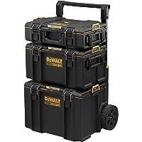 Dewalt 3-in-1 TougHSYSTEM DWST83402-1 TougHSYSTEM DWST83402-1 – 2 kisten kleine en middelgrote capaciteit en 1 mobiele…
