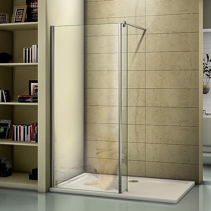 Mampara de ducha de 2000 mm de altura para cuarto de baño, panel ...
