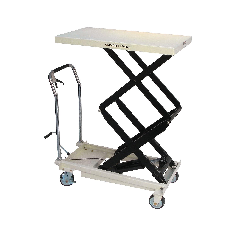 amazon com jet dslt 770 double scissor lift table home improvement rh amazon com pallet lift table canada pallet lift table uk