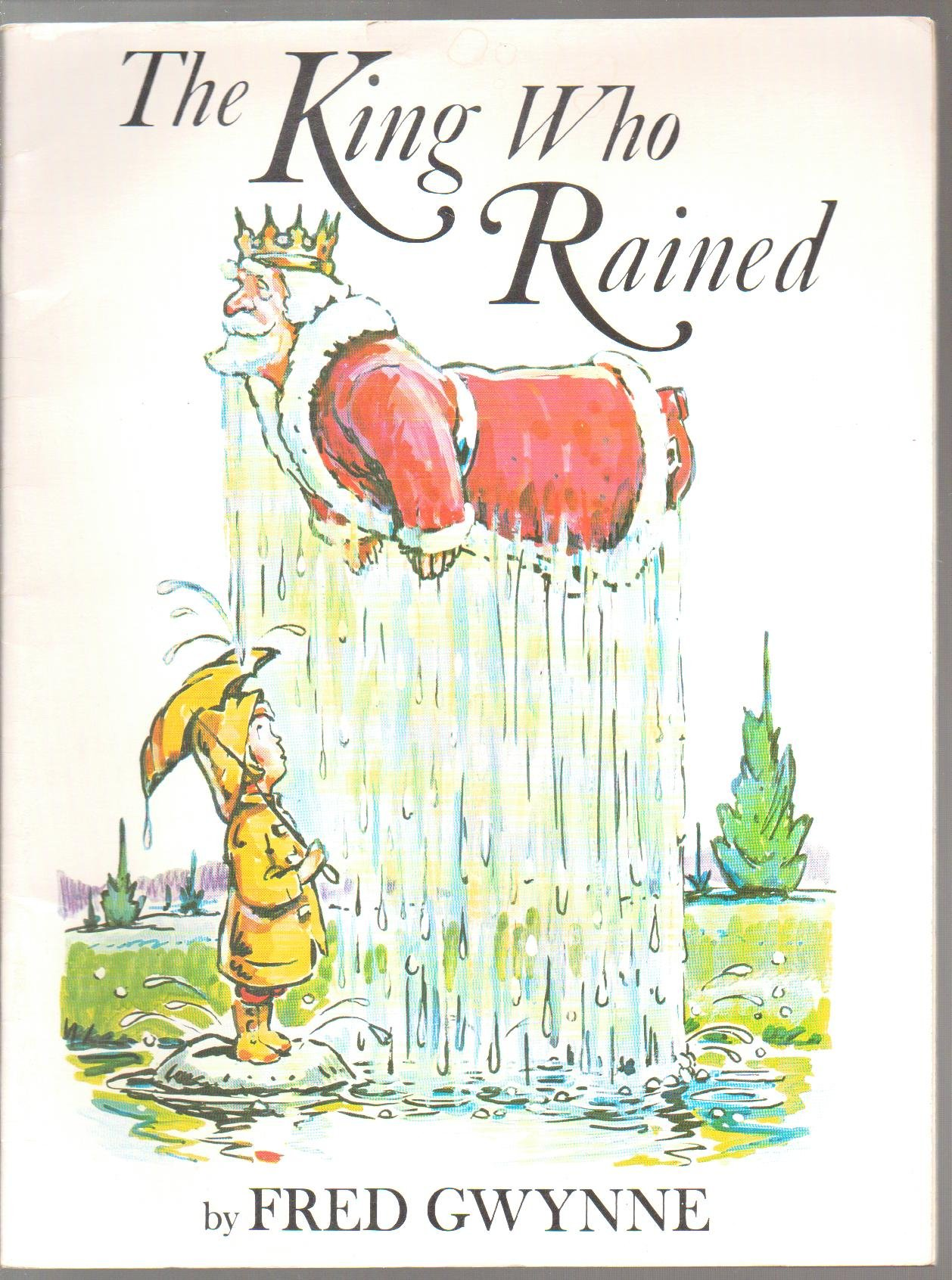 The king who rained fred gwynne 9780440841272 amazon books fandeluxe Gallery