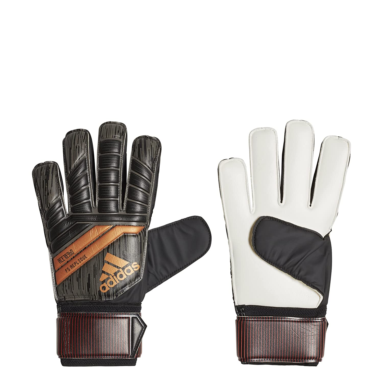 ADIDAS Performance Ace Fingersave Replique Handschuhe, Schwarz, Größe 7