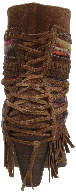 Naughty Monkey Women's Poncho Boot B00V6RPX30 6.5 B(M) US|Tan