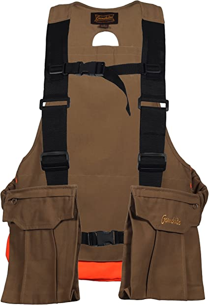 Browning Upland Strap Weste Field Tan