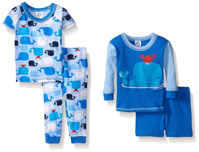 Gerber Baby Boys' 4-Piece Pajama Set Gerber Children' s Apparel