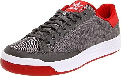 Estresante Instruir miel  Amazon.com: adidas Originals hombre Rod Laver Sneaker, Gris, 5.5 D (M) US:  Shoes