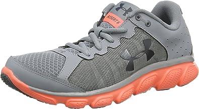 Under Armour UA W Micro G Assert 6, Zapatillas de Running para Mujer, Gris (Steel 038), 36 EU: Amazon.es: Zapatos y complementos