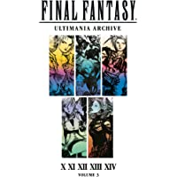 Final Fantasy Ultimania Archive