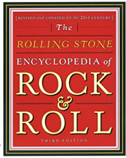 new rolling stone encyclopedia of rock roll completely revised and updated