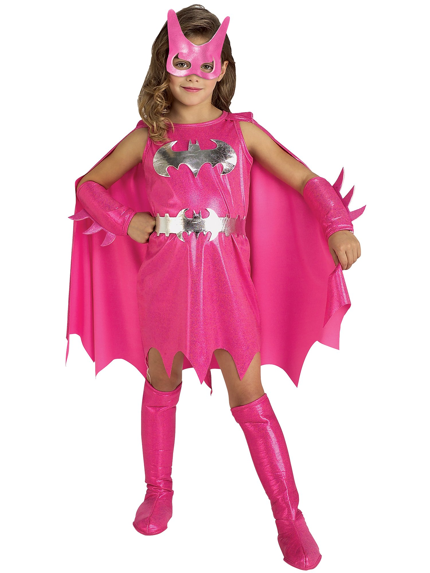 - 8146aJ0eqVL - Batgirl Child Costume in Pink