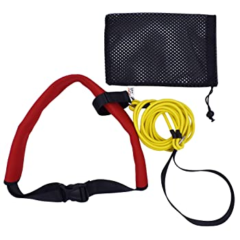 YYST Bungee Training Tether Belt Swim Cord