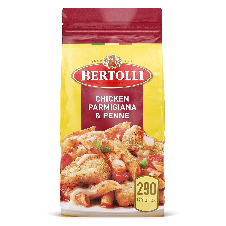 Bertolli Chicken Parmigiana & Penne Frozen Meals With Mozzarella in a Savory Tomato Sauce, 22 oz (frozen)