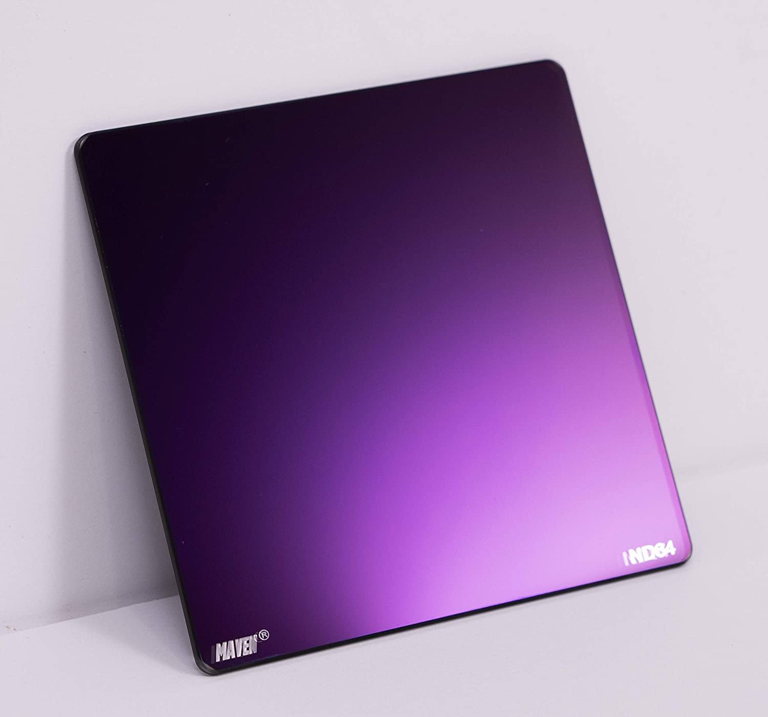Solid PURPLE Conversion SQUARE Color Filter Card for Cokin P series