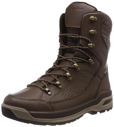 Lowa Renegade EVO Ice GTX, Zapatos de High Rise Senderismo para Hombre