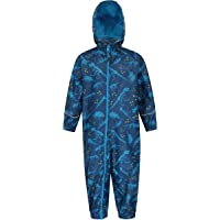 Mountain Warehouse Puddle Traje de Lluvia Estampado