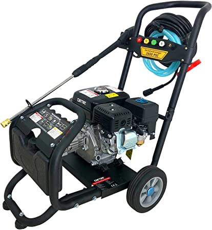 Gasolina limpiador de alta presión/Foco de vapor con 180 Bar – 2500 PSI/