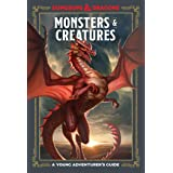 Monsters & Creatures (Dungeons & Dragons): A Young Adventurer's Guide