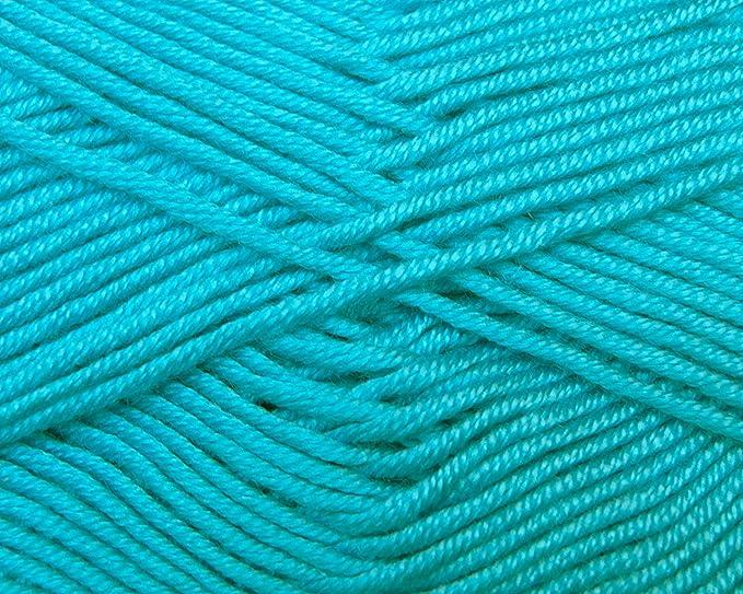 865 Claret King Cole SMOOTH DK Knitting Wool Yarn 100g