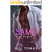 Same Page: A BWWM New Adult Romance (Bookish Friends To Lovers Book 1)