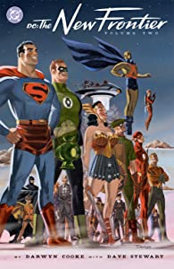 DC: The New Frontier Vol. 2