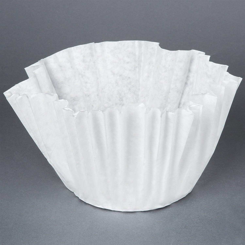 Bunn FILT-20124.0000 3 Gallon Urn Paper Filters, 19 X 7-1/4 inches (20124.0000) - 252/case