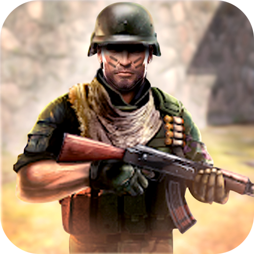 Frontline Army Squad : FPS Shooting Free 3D (Helicopter Front)