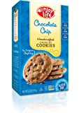 Enjoy Life Crunchy Cookies, Gluten-Free, Dairy-Free, Nut-Free and Soy-Free, Chocolate Chip, 6.3 Ounce Box