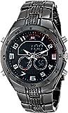 U.S. Polo Assn. Sport Men's US8203 Gunmetal-Tone Watch