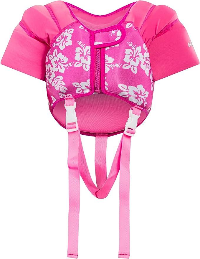 SailBee Wetsuits Superlite Swim Vest Swim Aid Life Jacket for Boy Girl Baby Kids-Flotation Device