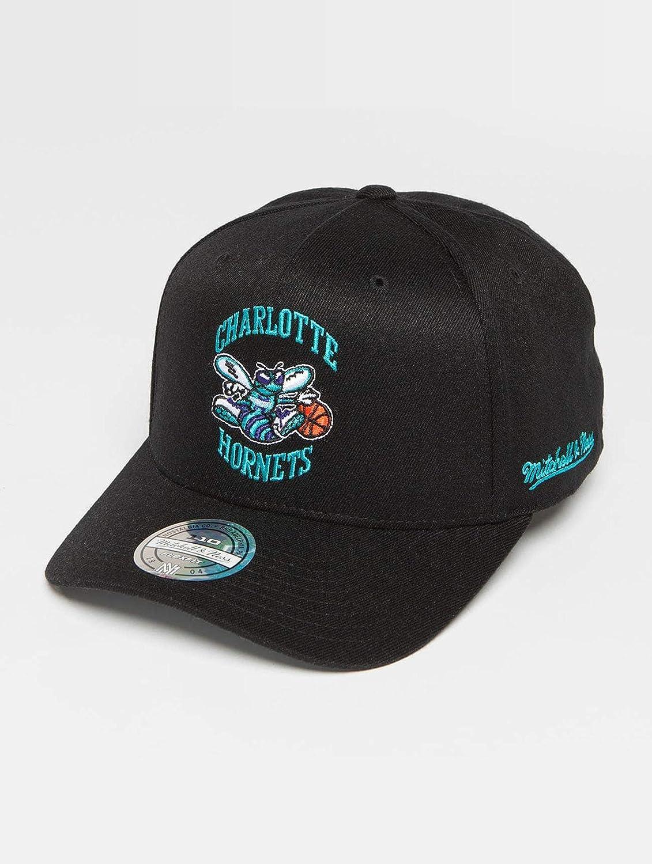 Gorra Eazy 110 Hornets NBA by Mitchell   Ness NBA capsnapback cap (talla  única - negro)  Amazon.es  Ropa y accesorios 809b5bb7504