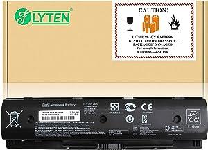 FLYTEN P106 PI06 Battery for HP Envy 15-J009WM 17-J153CL 14-J000 15-J000 17-J000 Laptop 710416-001 710417-001 PI09 PI06XL HSTNN-LB40 HSTNN-YB4N HSTNN-LB4N Pavilion 15-E000 17-E000