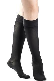 b596543b2c9 Sigvaris 862 Select Comfort Women s Closed Toe Knee Highs w Grip Top -20-