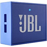 JBL GO Ultra Speaker Bluetooth, Ricaricabile, Portatile con Ingresso Aux-In, Microfono per Chiamate in Vivavoce, Compatibile con Smartphone, Tablet e Dispositivi MP3, Blu