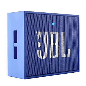 JBL Go Wireless Portable Speaker Speakers for PC/MP3 Players RMS 3 W, Blue