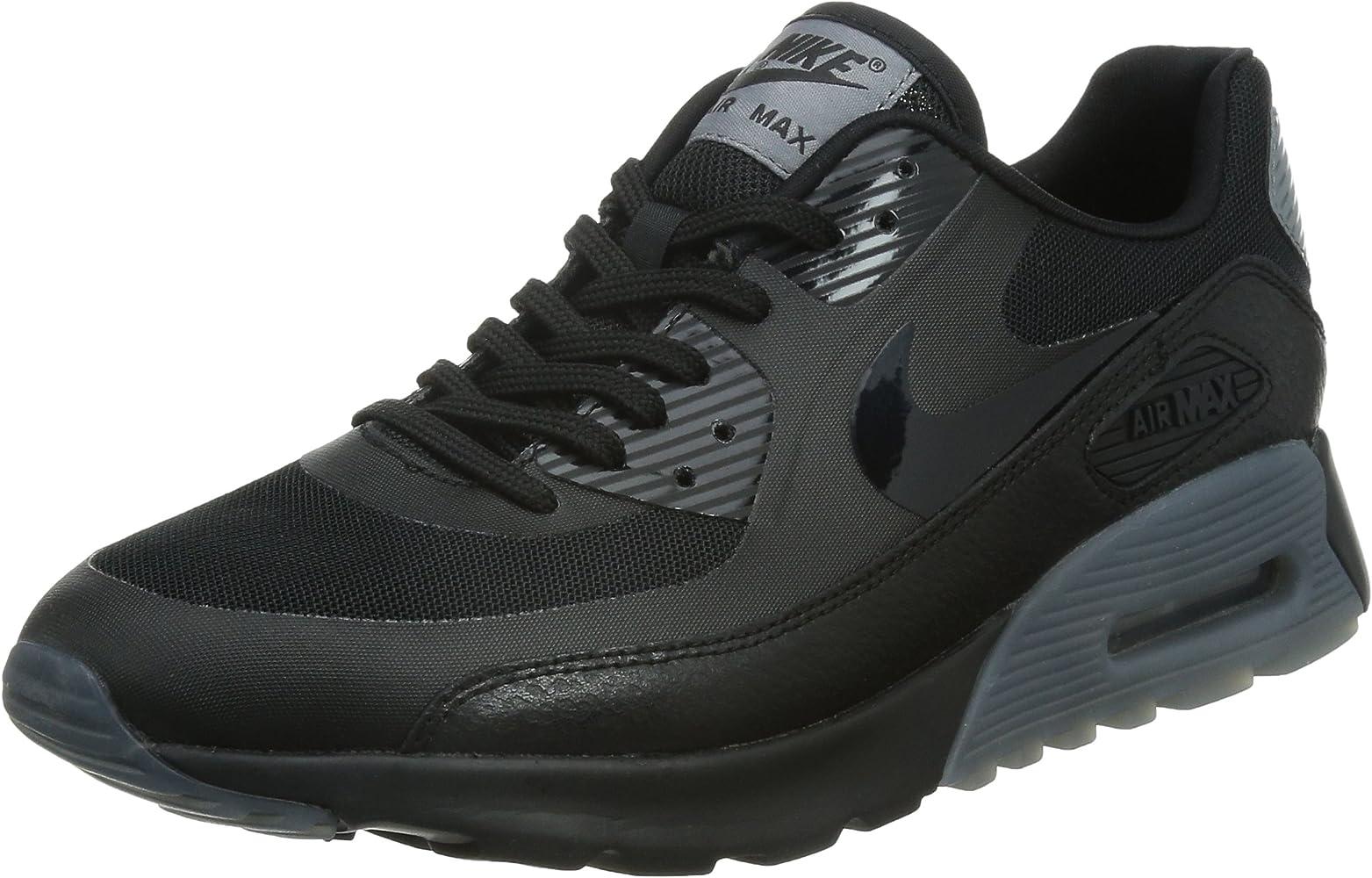 MoireSneakers 5 Basses FemmeNoir36 Max Ultra Nike Air 1 Wmns eQCErxodWB