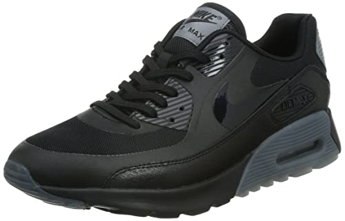 the best attitude a120d ae082 Nike W Air Max 90 Ultra Essential, Scarpe da Ginnastica, da Donna Nero Size