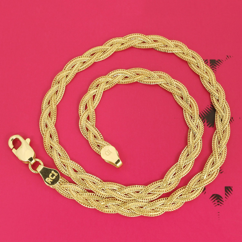 Gem Stone King 0.46 Ct Round Blue Tanzanite 14K Yellow Gold Pendant With Chain