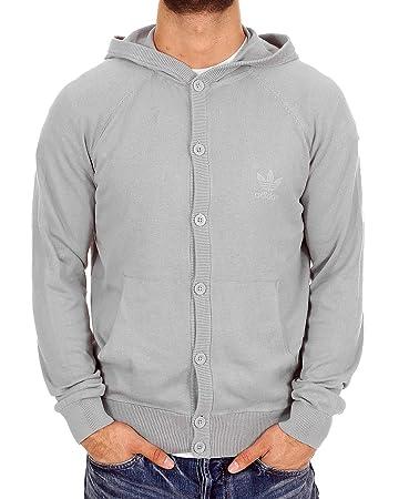 Adidas Originals AdiColor Hooded Sweater Herren Strickjacken