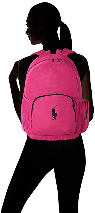 Ralph LaurenCampus - Mochila Unisex Niños, color rosa, talla ...