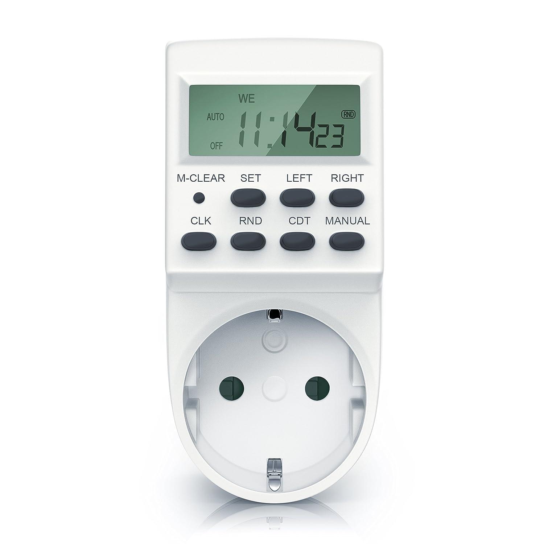 8146vCrC74L._SL1500_ Stilvolle Wie Funktioniert Eine Zeitschaltuhr Dekorationen