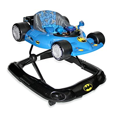 KidsEmbrace Baby Batman Walker : Baby