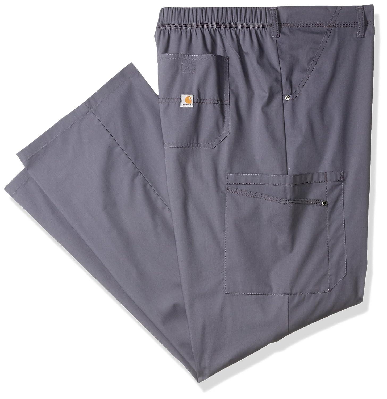 0ecc8590db Amazon.com: Carhartt Rockwall Men's Cargo Scrub Pant: Clothing
