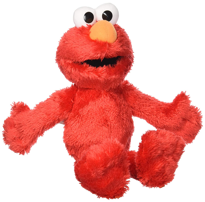 Sesame Street Playskool Let's Cuddle Elmo Plush (Amazon Exclusive) Hasbro A1885